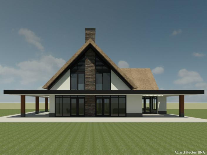 Stijlvolle villa in landelijke stijl in Hilversum