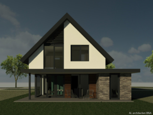 Moderne woning in Zwolle