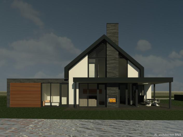 Nieuwbouw moderne villa Heerhugowaard