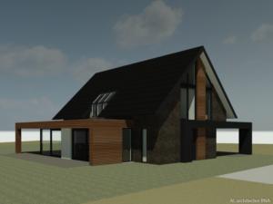 Nieuwbouw vrijstaande woning in Duiven