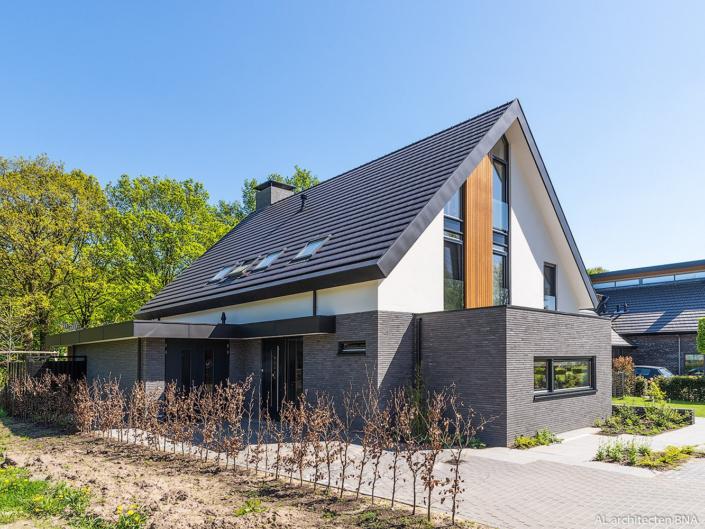 Nieuwbouw moderne villa in Dalfsen