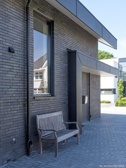 Nieuwbouw eigentijdse villa in Hattem