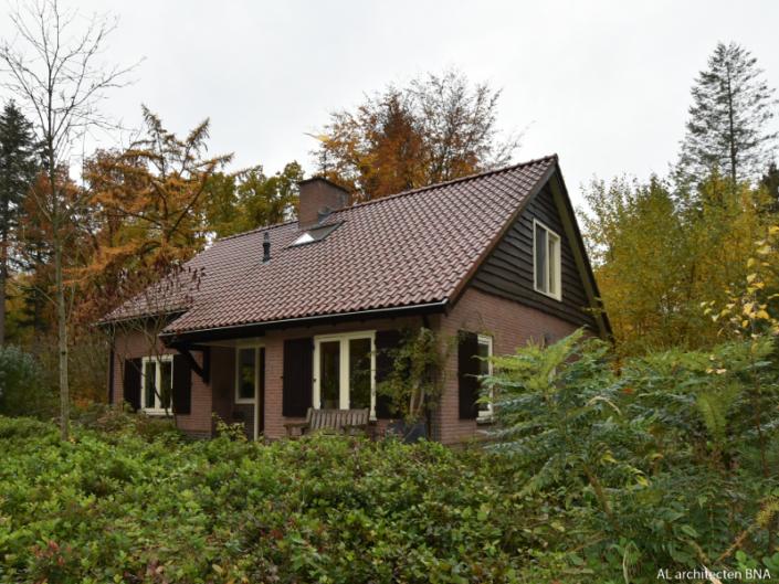 Nieuw project | Verbouw bosvilla in Epe