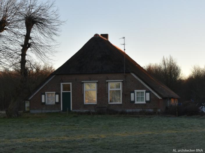 Nieuw project | Verbouw monumentale boerderij in Zwolle
