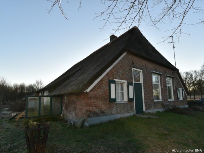 Verbouwing monumentale boerderij   Zwolle