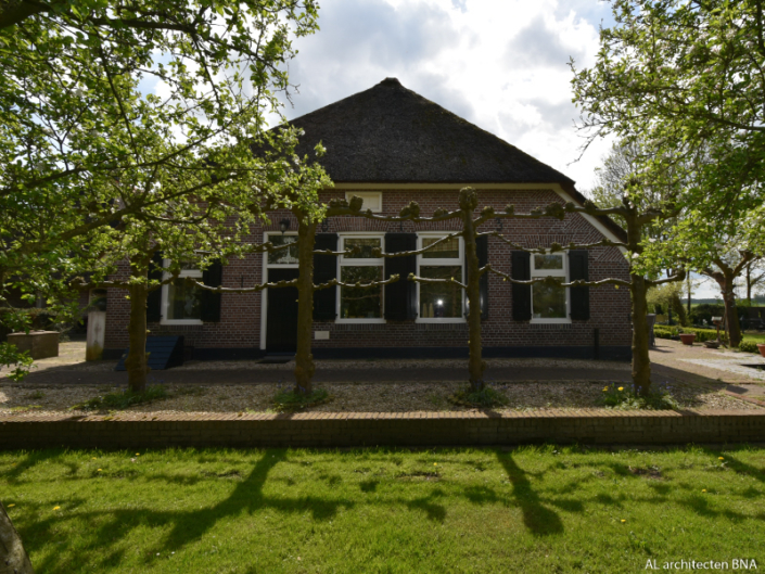 Nieuw project | Verbouw herenboerderij in Zwolle