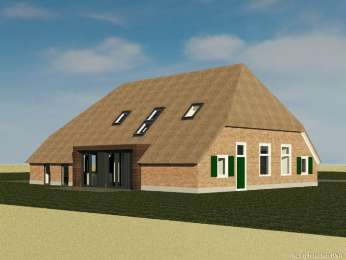 Verbouwing monumentale boerderij | Zwolle