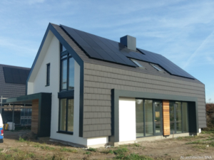 Bouwproces   Nieuwbouw schuurwoning in Zwolle