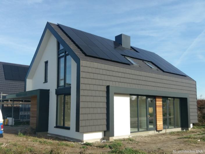 Bouwproces | Nieuwbouw schuurwoning in Zwolle