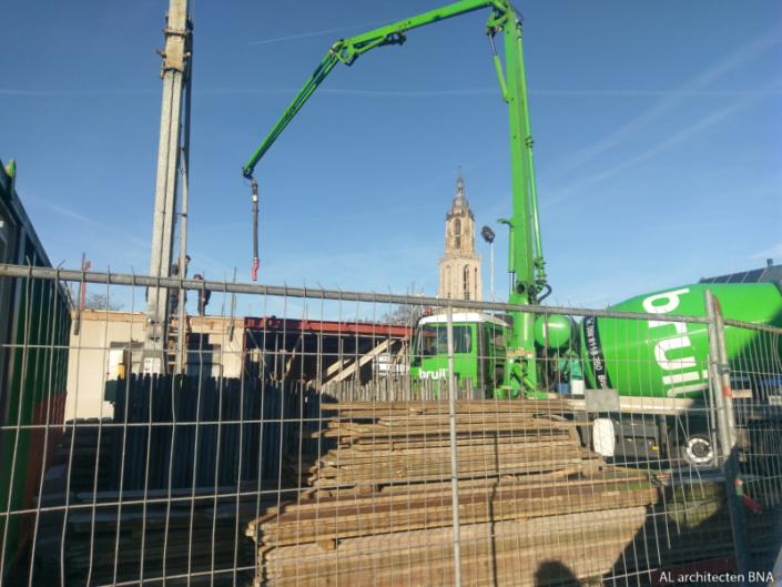 Bouwproces | Nieuwbouw dijkwoning in Rhenen