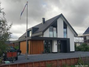 Project opgeleverd   Nieuwbouwwoning in Aalsmeer
