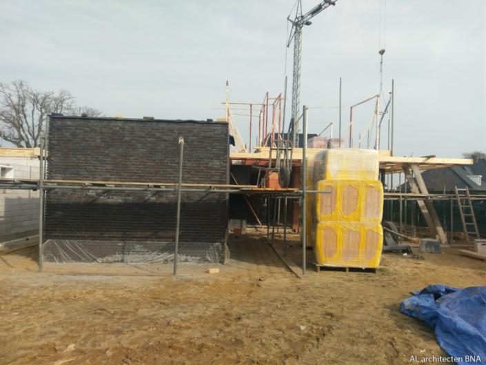 Bouwproces | Nieuwbouw woning in Delden