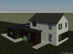 Verbouw vrijstaande woning   Drenthe