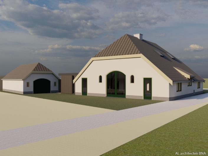 Verbouw woonboerderij   Voorst