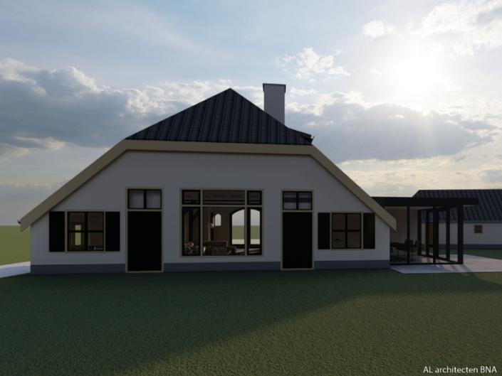 Verbouw woonboerderij | Voorst