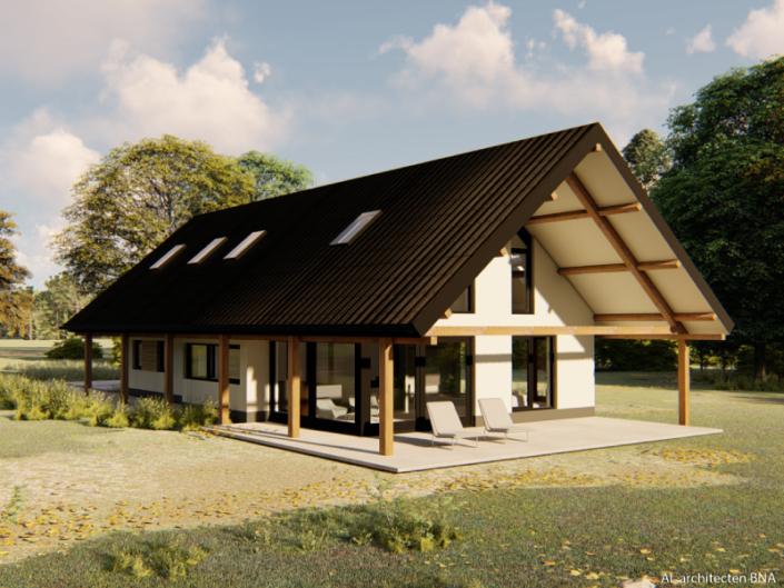 Landelijke schuurwoning in Nieuwleusen