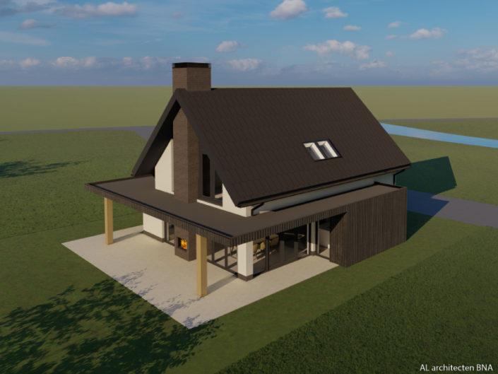 Nieuwbouw van een duurzame, sfeervolle gezinswoning in Pijnacker