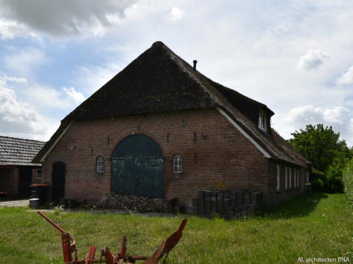 Verbouw woonboerderij   Wijhe