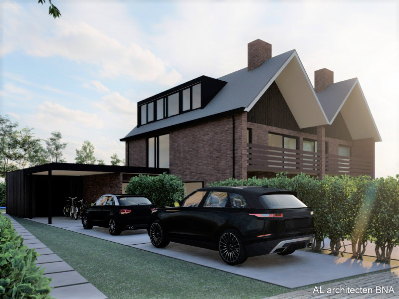 Verbouw hoekwoning   Zwolle