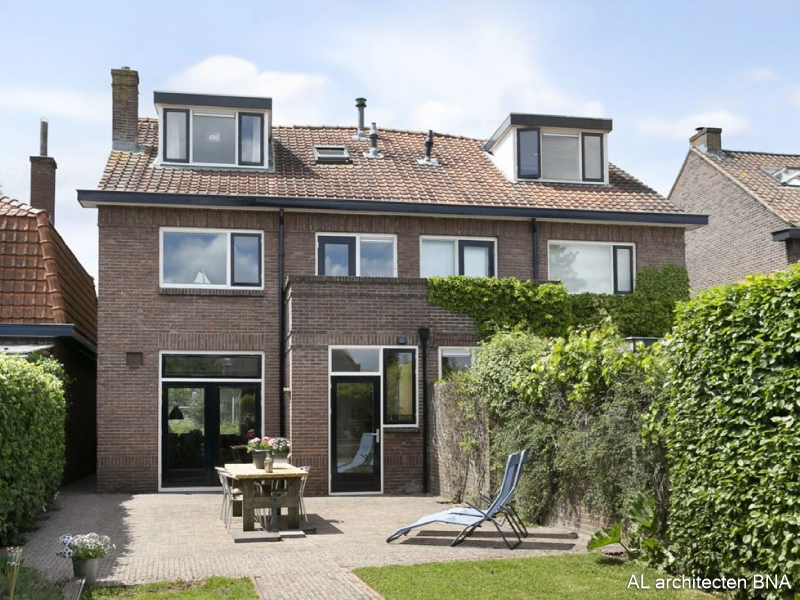 Verbouw jaren 30 woning   Zwolle