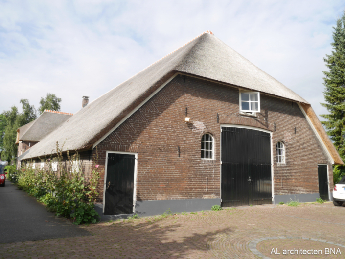 Verbouw monumentale woonboerderij   Zwolle