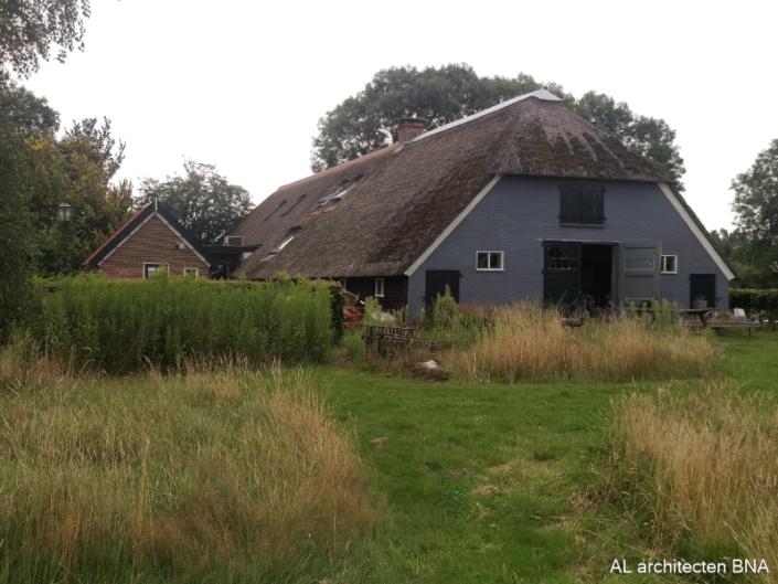 Verbouw boerderij   Wijhe