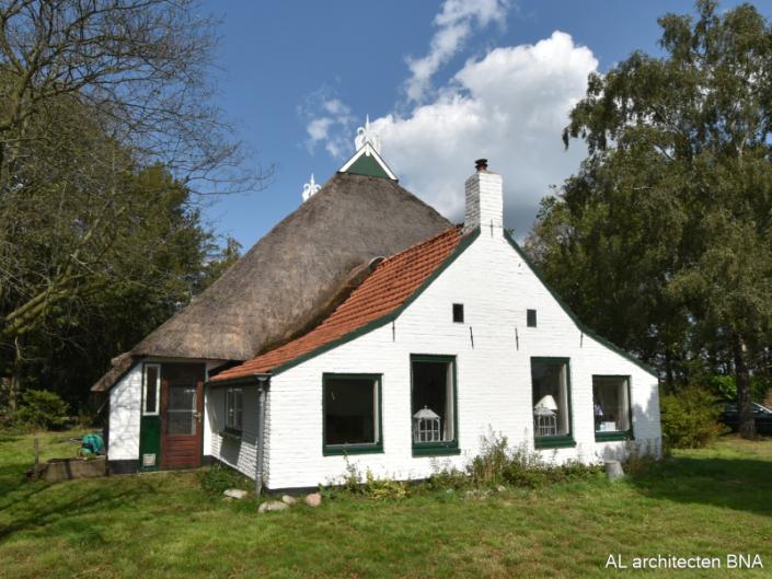 Verbouw boerderij   Steenwijkerland