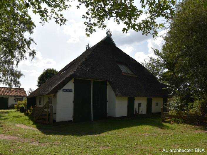 Verbouw boerderij | Steenwijkerland