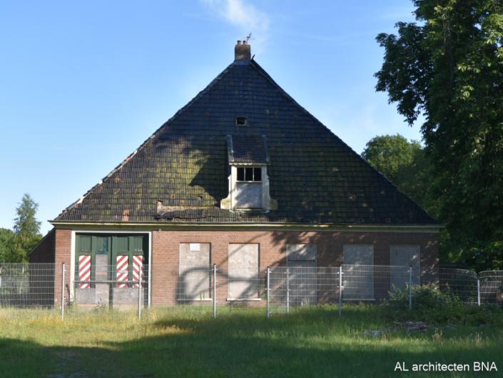 Verbouw boerderij   Friesland