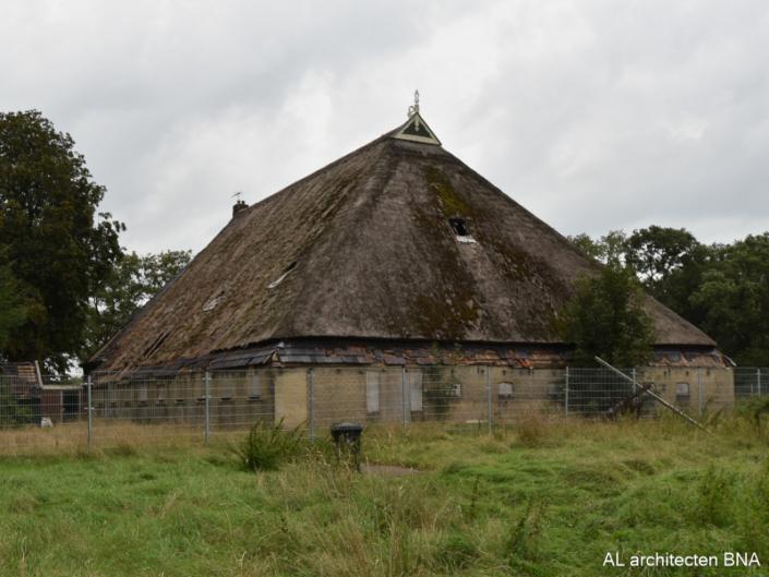 Verbouw boerderij | Friesland