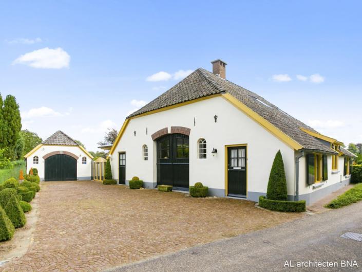 Verbouw woonboerderij   Twello