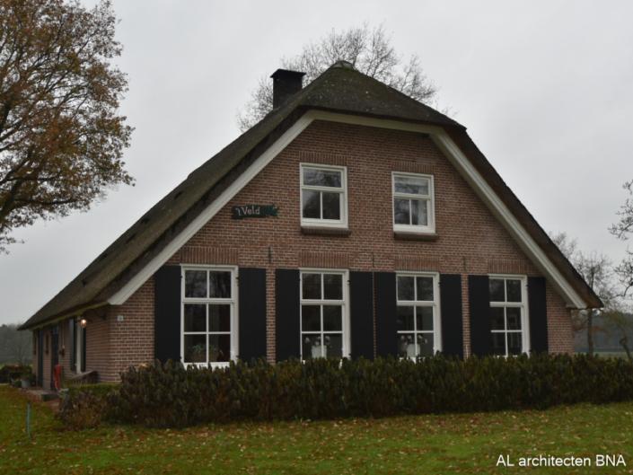 Verbouw woonboerderij   Barneveld