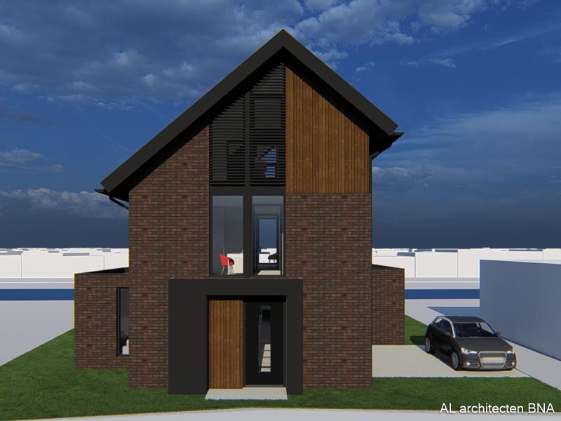 Nieuwbouw vrijstaande woning Carré   Zwolle