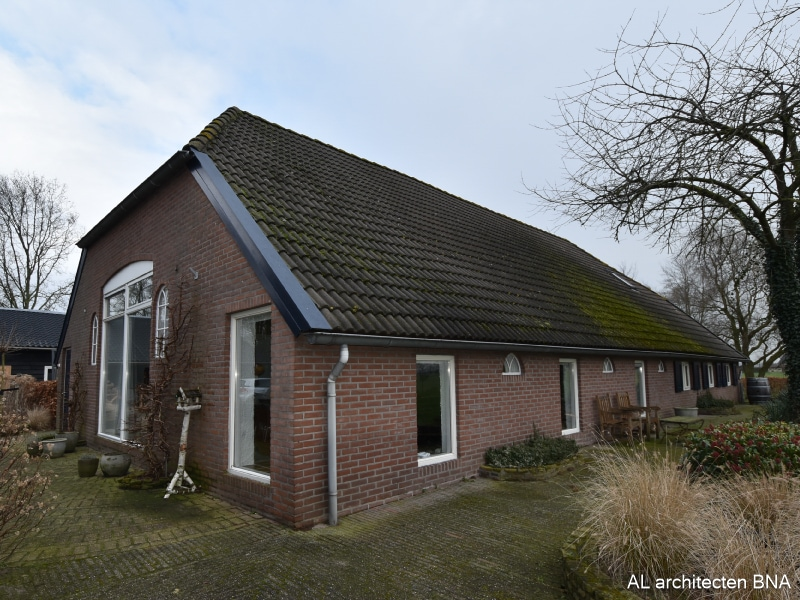 Verbouw woonboerderij   Zwolle