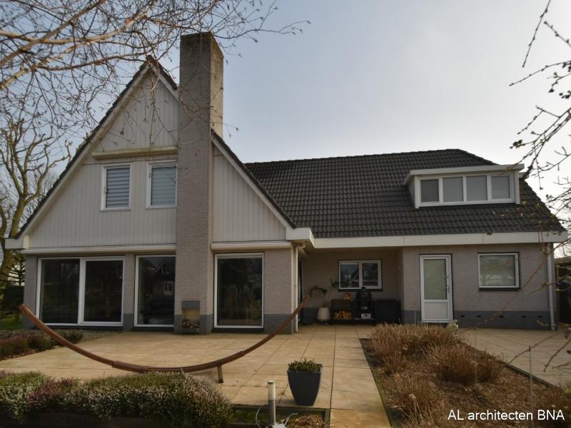 Verbouw vrijstaande woning   Almere