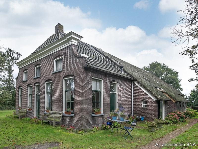 Verbouw monumentale woonboerderij   Drenthe